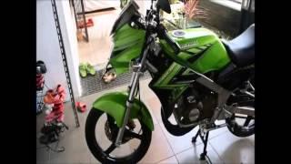 Kawasaki Ninja 150R/2015 baru