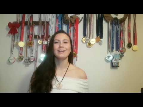 Giro d'Onore 2020 - Il saluto di Gaia Tormena