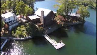 Two Waterfront Homes On Lake Santeetlah North Carolina Auction Nov 7, 2014
