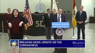 KPBS San Diego - Joe Payne - Arcturus Therapeutics with the Mayor of San Diego, Kevin Faulconer
