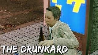 Yakuza Kiwami - Substories: The Drunkard