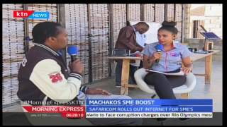 Skills Centre in Machakos builds green solutions generate power as well as provide employment