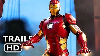 AVENGERS Official Trailer (E3 2019) Marvel's Avengers Video Game HD