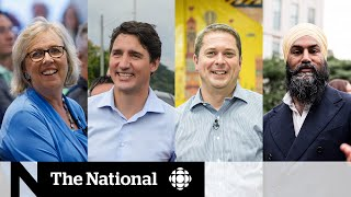 Challenges facing Canadian federal leaders ahead of election
