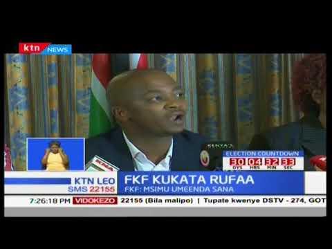 Shirikisho la kandanda FKF yakata rufaa kuhusu uamuzi wa mahakama kuhusu ligi ya KPL