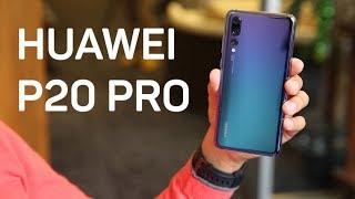 Huawei P20 Pro: Así es el nuevo teléfono con tres cámaras