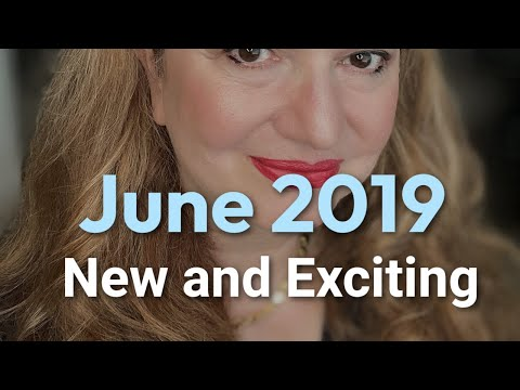 What's new and exciting  | June 2019