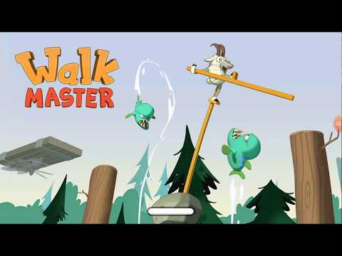 Walk master Android Gameplay|Game for kids|