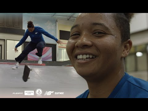 Samarria Brevard In Super Slow-Mo   WBATB