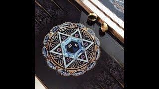 """Нарды """"Звезда Давида"""" подарок мужчине еврею на юбилей, день Рождения. фото"""