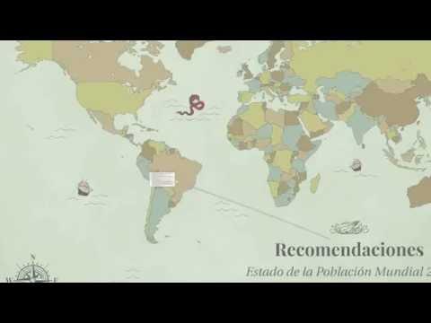 Presentación del informe del Estado de la Población Mundial 2104