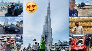6 DAYS of DUBAI in 20 MINS *MUST WATCH* !! 😱😱😱