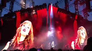 Taylor Swift - I Did Something Bad Reputation Tour Fedexfield Stadium