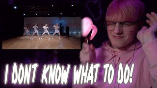 BLACKPINK - Don't Know What To Do DANCE PRACTICE VIDEO (MOVING VER.) REACTION
