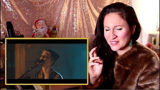 Vocal Coach REACTS To HALSEY  EYES CLOSED  (Stripped)