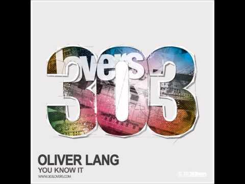 Oliver Lang - I Will (Original Mix)