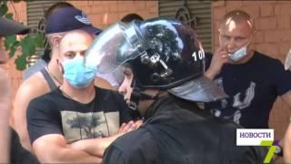 Попытка отбить авторитета-угонщика Фоменко под СИЗО
