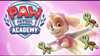 Paw patrol academy computer games for kids