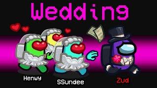 NEW Among Us WEDDING ROLE?! (Escape Mod)