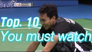 Top. 10 Match which you must watch