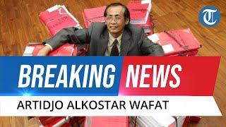 BREAKING NEWS - Anggota Dewan Pengawas KPK Artidjo Alkostar Meninggal Dunia di Usia 71 Tahun