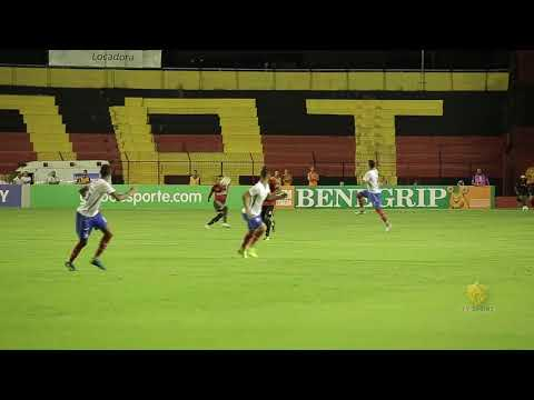 Bastidores de Sport 2x0 Bahia 2018