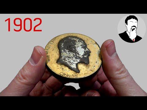 Nam! Tältä näyttää 116 vuotta vanha suklaa