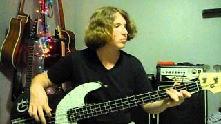 The Only One I Know by The Charlatans U.K., Bass Cover