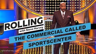 The SportsCenter Commercial | Rolling With Steve Harvey