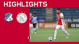 Get well soon Naci ?   FC Eindhoven - Jong Ajax   Highlights Keuken Kampioen Divisie