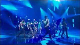 Justice Crew - And Then We Dance Live on X-Factor
