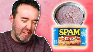 Irish People Try American Canned Meat