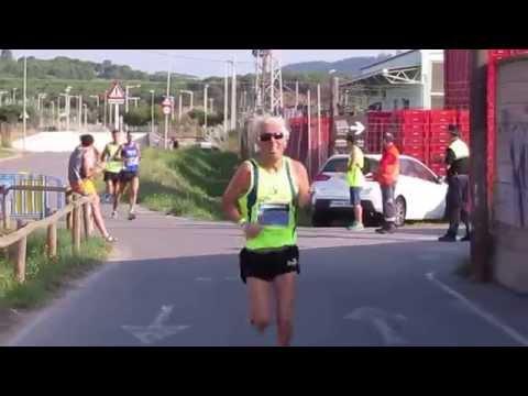 Últim km de la cursa
