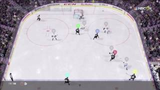 NHL 17 Quick Tip: The Board Pin