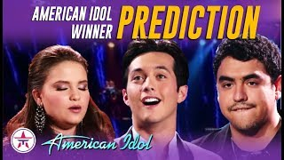 American Idol Finale: PREDICTION Time! Who Will WIN American Idol 2019?