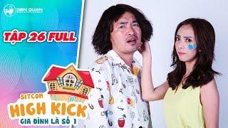Gia đình là số 1 sitcom   tập 26 full: Thu Trang khóc như mưa vì giận Tiến Luật bê tha