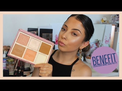 Babe On Board Mini Blush, Bronzer & Highlighter Palette by Benefit #4