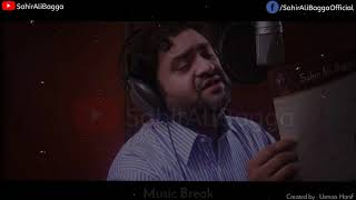 Maaf Karin Tu Mola Maaf Karein | Sahir Ali Bagga ( Lyrical Video )