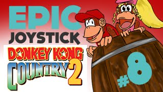preview picture of video 'Donkey Kong Country - Partie 8 - Reese Nom nom nom!'