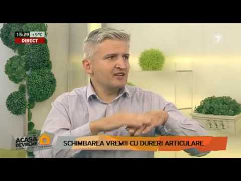 Articulațiile genunchilor