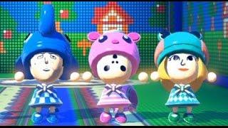 4人実況任天堂テーマパークで『どうぶつの森フェスティバル』#4