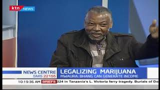 Legalization and use of marijuana in the country | PART TWO