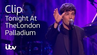 Excited to be performing on ITV1 Tonight at the London Palladium this