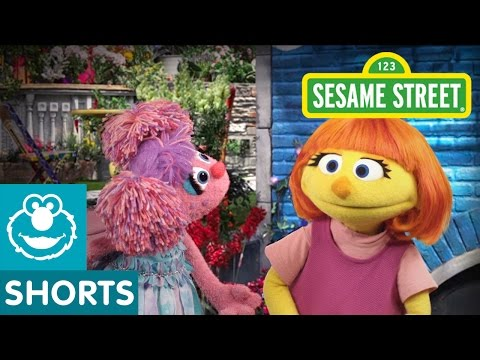 Sesame Street: Julia Invents a New Game | Boing Boing Tag