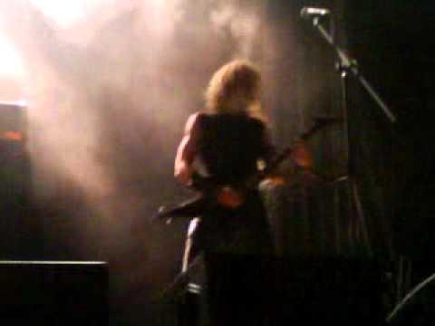 Tsjuder live @ 16. Brutal Assault, 2011