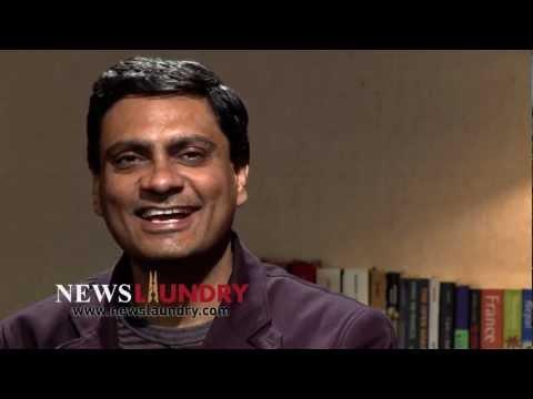 Aniruddha Bahal on his novels and the Tehelka sting