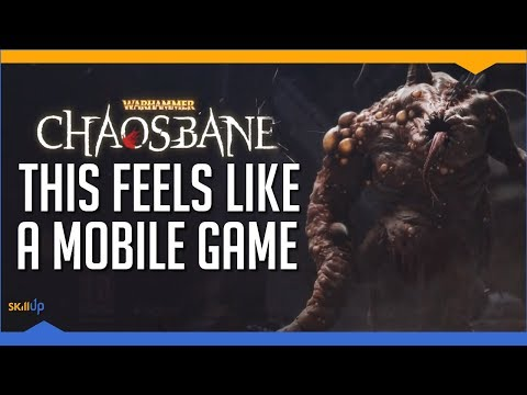 Warhammer: Chaosbane - The Review (2019) - YouTube video thumbnail