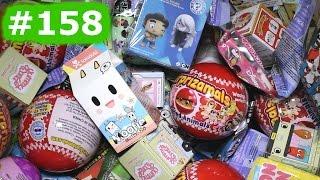 Random Blind Bag Box Episode #158 - Moofia, Num Noms Lights, Minecraft Hangers, Disney Princess