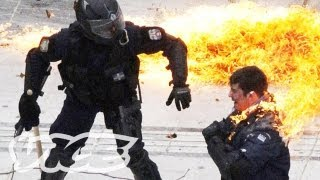 Teenage Riots In Athens (Part 13)