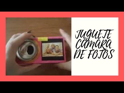 COMO HACER CÁMARA DE FOTOS /JUGUETE/gotitadeaguaadm